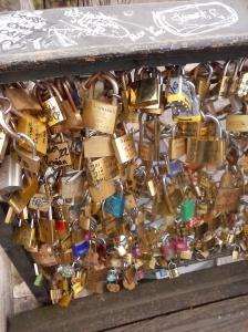Never throw the key away!